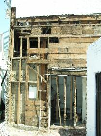 Termite Damage, Wood-Frame Construction
