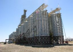 Steel Grain Silos & Hoppers